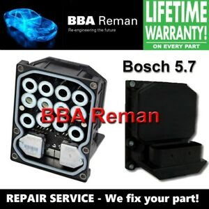 Bmw 3 5 7 Series Bmw X5 Bosch 5 7 Dsc Abs Brake Module Repair Service