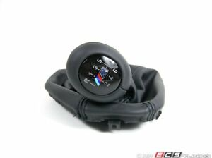 Genuine Bmw M5 Illuminated Shift Knob 6 Speed 25112282400
