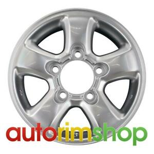 Toyota Land Cruiser 1998 1999 2000 2001 2002 16 Factory Oem Wheel Rim Silver