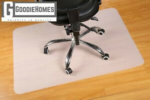 Office Computer Desk Chair Mat For Hard Wood Floor Protector Home Rolling Chair