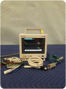 Philips M3 M3046a Patient Monitor 206034