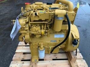 Caterpillar 3054 Perkins 1104t Diesel Engine For Sale Brand New Surplus