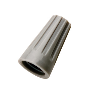 Ideal 30 071 Wire nut 71b Wire Connector Wire Nut Gray X100
