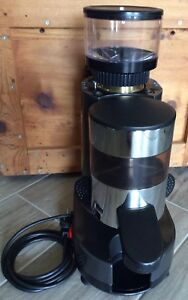 Gino Rossi Rr45 Commercial Espresso Coffee Grinder New 64mm Burrs Refurbished