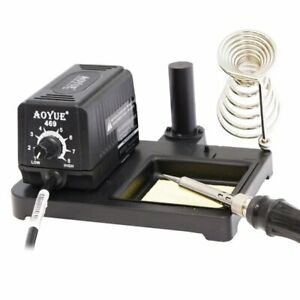 Soldering Iron Aoyue 469 Station 60 Watt With Interchangeable Tip Pcb soldering