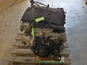 2014 Porsche Cayenne 3 6l Used Engine Complete