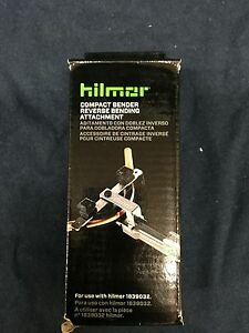Hilmor Compact Bender Reverse Bending Attachment 1890999