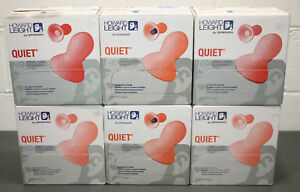 300 Pair Howard Leight Quiet Corded Ear Plugs W Cases Qd30 rc Sperian Reusable