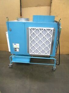Nippon Denso 30hu 39000btu Spot Cool Cooler Portable Ac Unit 220v 3ph R 22 2