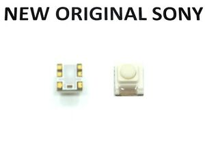 New Original Tactile Tac Switch With Red Led For Sony Car Stereo System Audio