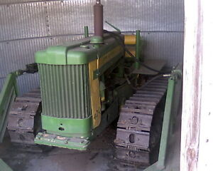 John Deere 420 Crawler Dozer In Good Shape