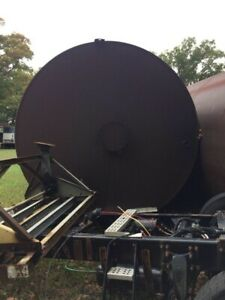 Used 4 000 Gallon Stainless Steel Tank