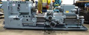 40 65 X 72 132 Leblond Sliding Bed Gap Lathe No 4025 65 60 Hp 26990