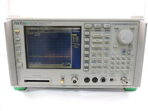 Anritsu Ms2687b 9khz To 30ghz Rf Spectrum Analyzer 90 Day Warranty