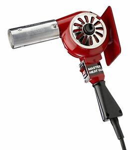 Master Appliance Hg 202a 200 300 degree Fahrenheit 230v Master Heat Gun