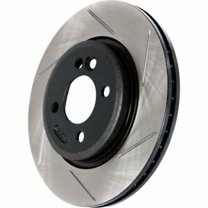 Stoptech New Brake Disc Rear Passenger Right Side 4wd Rwd F150 Truck Slotted Rh