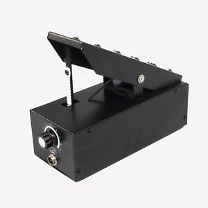 Foot Control Pedal Switch 7pin Connect For Atpw524 Atpc54 Tig200p Wsme Ct Welder