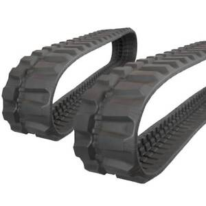Pair Of Prowler Yanmar Vio25pr Rubber Tracks 300x55 5x78 12