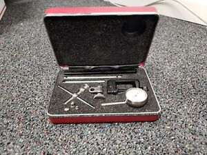 Starrett Dial Test Indicator Set 196a1z