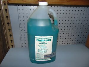 New 1 Gallon Container Of Commercial And Household Professional Gelled Degreaser