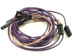 1968 Camaro Firebird Rear Window Defroster Wiring Harness
