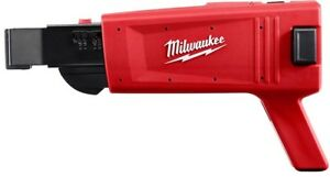 Milwaukee Collated Drywall Screw Gun Attachment Magazine Tapered Nose Metal