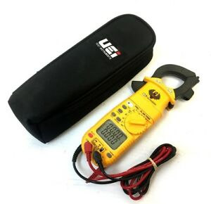 Uei Dl389 G2 Phoenix Iii Digital Trms Clamp on Multimeter