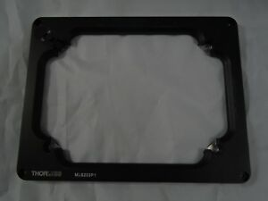 Thorlabs 96 hole Well Multiwell Plate Nikon Microscope Stage Adapter Mls203p1
