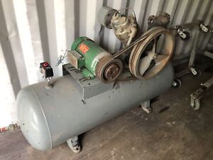 200 Psi Industrial Air Compressor 80 Gallon
