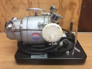 Vintage Gomco Model 711 Suction Pump Vacuum Aspirator System