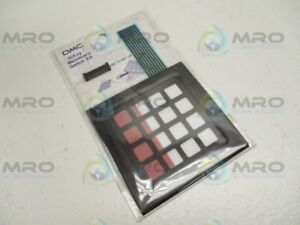 Dmc Dtk 16 Membrane Switch Kit new In Factory Bag