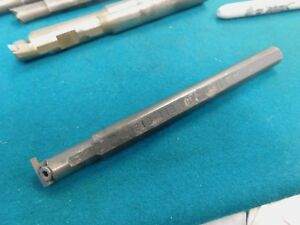 Manchester 1 2 X 8 Hss Indexable Insert Boring Bar 218 119