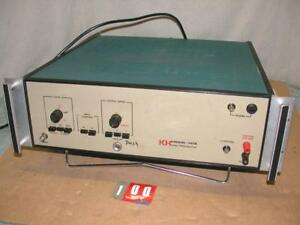 Krohn hite 7500 Solid State Dc To 1mhz 75w Wideband Power Amplifier