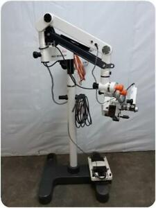 Leica Wild M690 O r Operating Surgical Microscope 207420