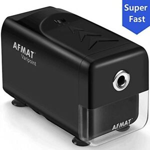 Heavy Duty Electric Pencil Sharpener Durable Industrial Back To School