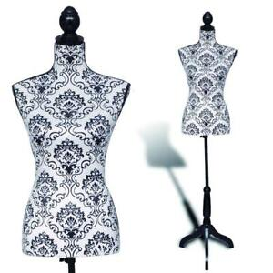 Tailor Fashion Designer Ladies Bust Display Female Mannequin Clothing Stores