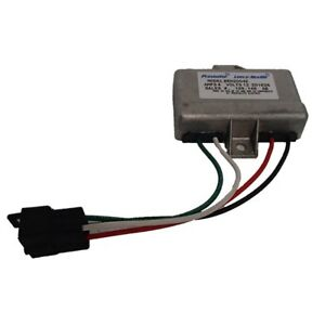 Genuine Oem Voltage Regulator For John Deere Applications Ar77485 12 Volt