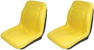 Set Of 2 18 Seats For John Deere Gator 4x2 4x4 4x6 Trail Worksite Turf Am121752