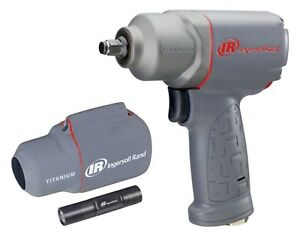 Ingersoll Rand 2115qtimax 3 8 Quiet Impact Wrench W Free Led Light Boot