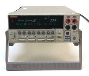 Keithley 2400 Sourcemeter 20w Current voltage Source Measure Unit
