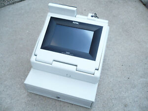 New Royal Ts4240 Touchscreen Cash Register New