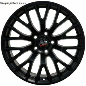 1 New 18 Replacement Rear Wheel For 2005 2018 Ford Mustang Gt Rim 8180