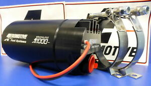 Aeromotive 11124 Brushless A1000 Fuel Pump External In line E85 Compatible