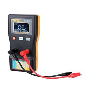 Signstek Mesr 100 V2 Auto Ranging In Circuit Esr Lcr Meter Capacito