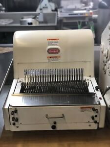Berkel Mb 7 16 Bread Slicer Counter Top Commercial Slicing Machine Bakery Equip