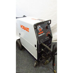 Hobart Ironman 210 Wire Feed Mig Welder local Pickup Only