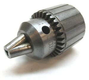 Jacobs 3 16 To 3 4 Drill Chuck W 3 4 16 Threaded Mount 36b