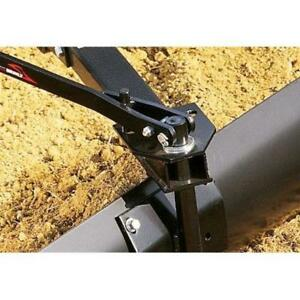 Sleeve Hitch Tow behind Rear Blade Ground Engaging For Riding Garden Tractor