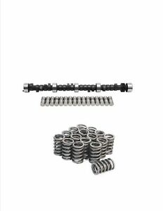 Chevy 350 High Performance Cam Lifter Kit Springs Stage 3 480 Lift Hydraulic