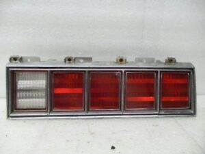 Passenger Right Tail Light Vintage Fits 1974 Chevy Monte Carlo 18377